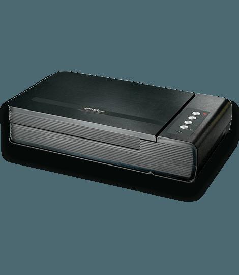 Plustek OpticBook 4800