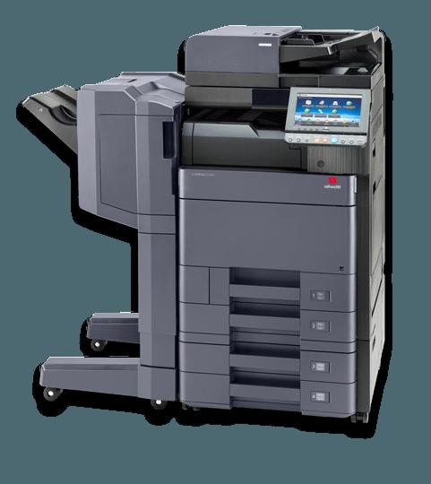 Olivetti d-Copia 4000MF - 5000MF - 6000MF