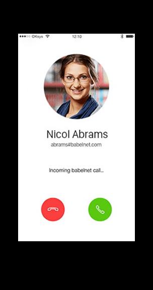 Babelnet-Iphone-3