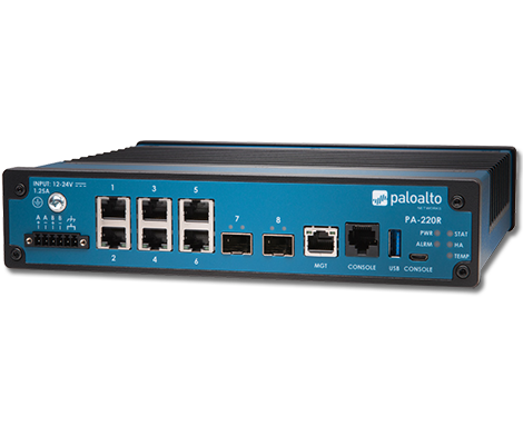 Palo Alto PA-220R Firewall