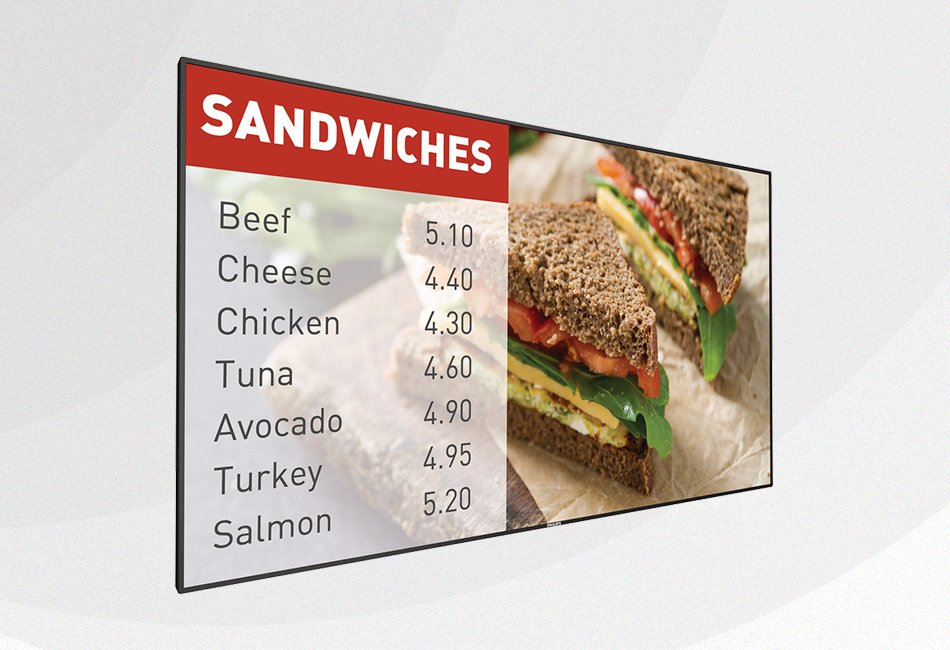 P-Line-Philips-Digital-Signage