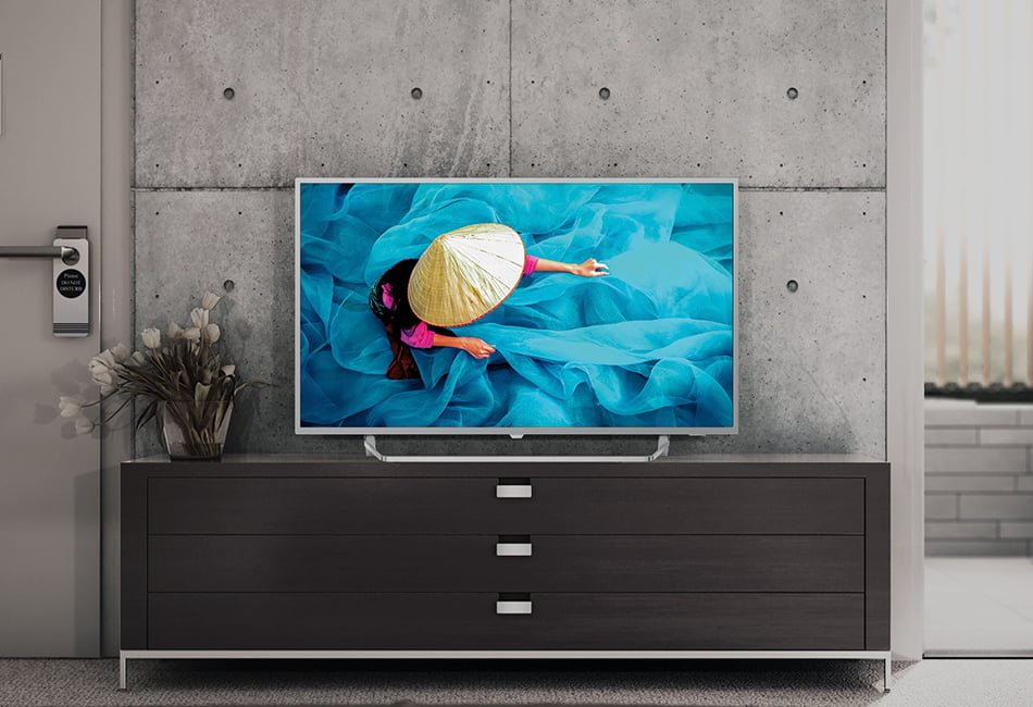 Philips Professionals TVs for Hospitality
