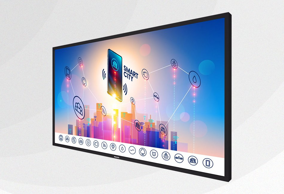 T-Line-Philips-Digital-Signage